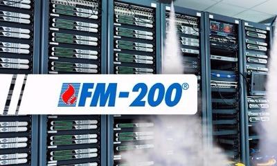 SISTEMAS DE EXTINCION por HFC-227ea (FM200®)